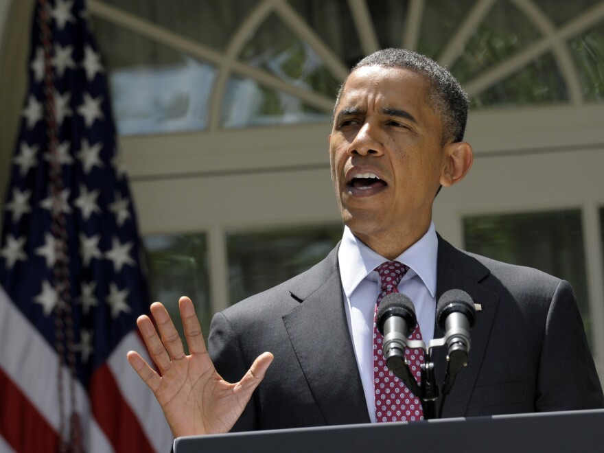 President Obama on Friday announced he was using his  executive power to give some young illegal immigrants the right to stay longer in the United States.