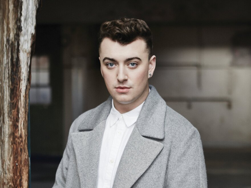 British singer Sam Smith has just released his debut album, <em>In the Lonely Hour</em>.