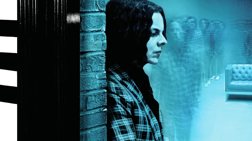 Jack White's first solo album was the sound of heartbreak. His latest, <em>Lazaretto</em>, feels more like isolation.
