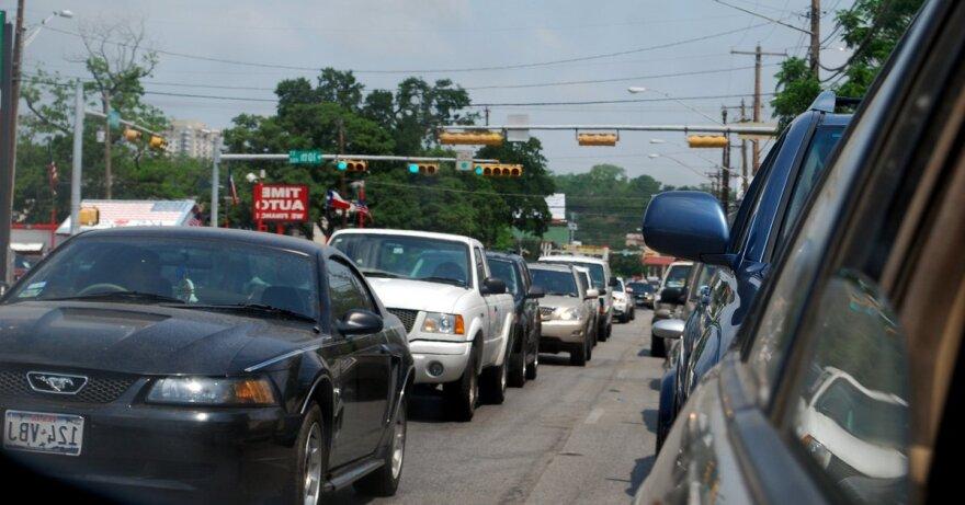 Traffic_on_Lamar_and_12th-_Callie_Hernnadez-001.JPG