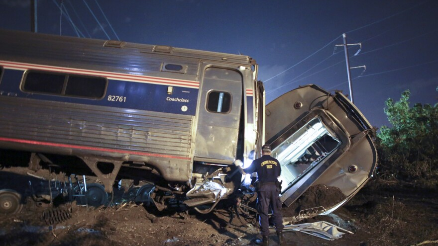 Investigators say lives could have been saved in this 2015 crash in Philadelphia if positive train control had been in place.