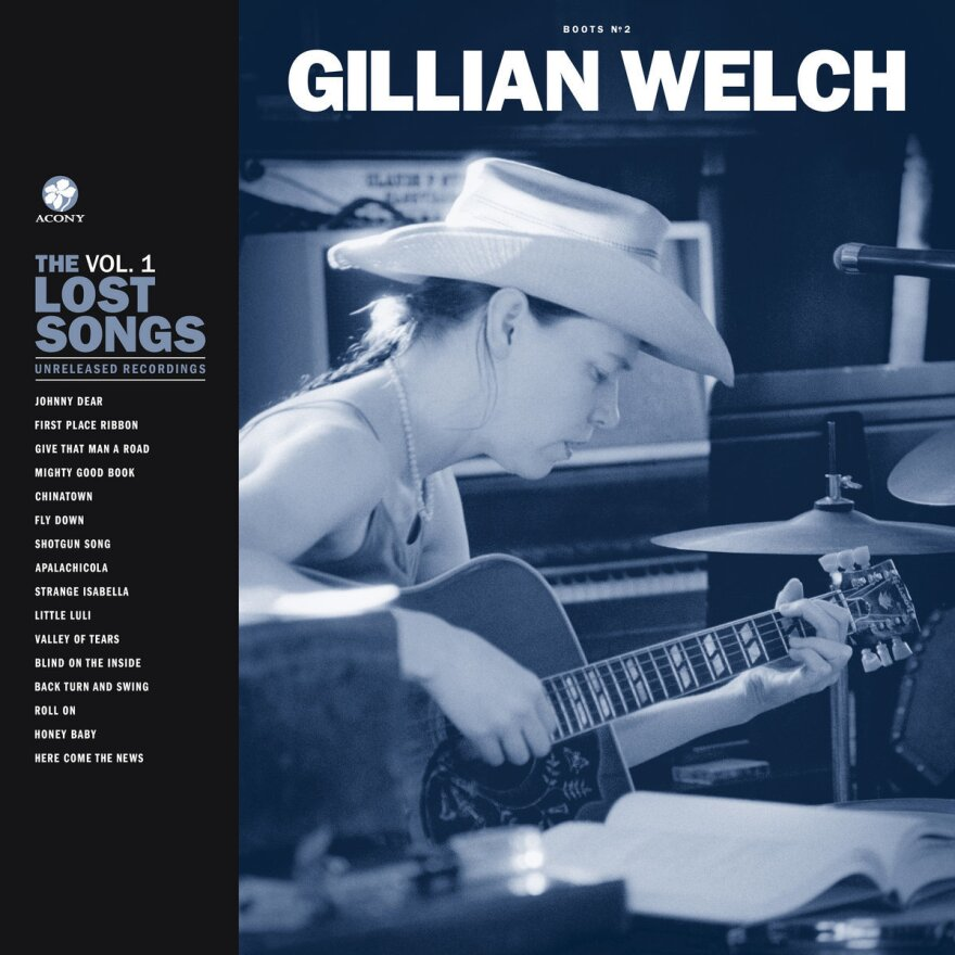 <em>Boots No. 2: The Lost Songs, Vol. 1</em>, Gillian Welch
