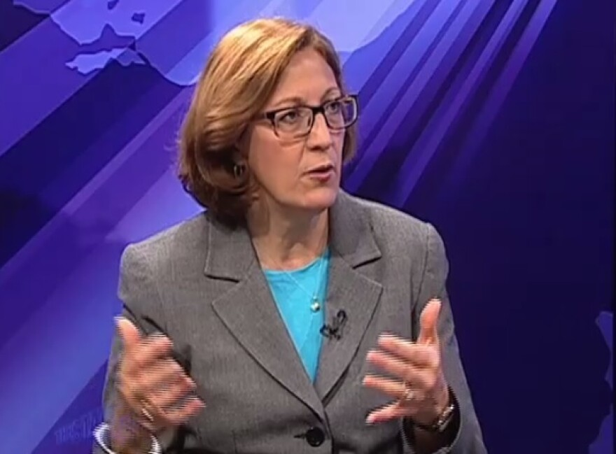 a photo of Judge Jennifer Brunner