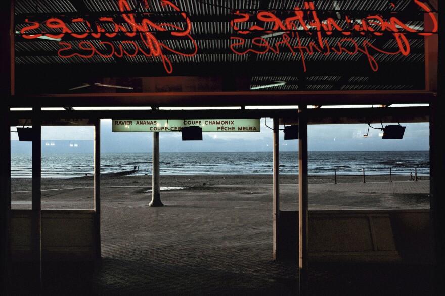 Ostend, Belgium, 1988.