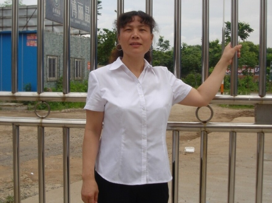 After she tried to run in local elections in her hometown in Jiangxi province, Liu's house was raided, her electricity  turned off, and she was detained during the polls.