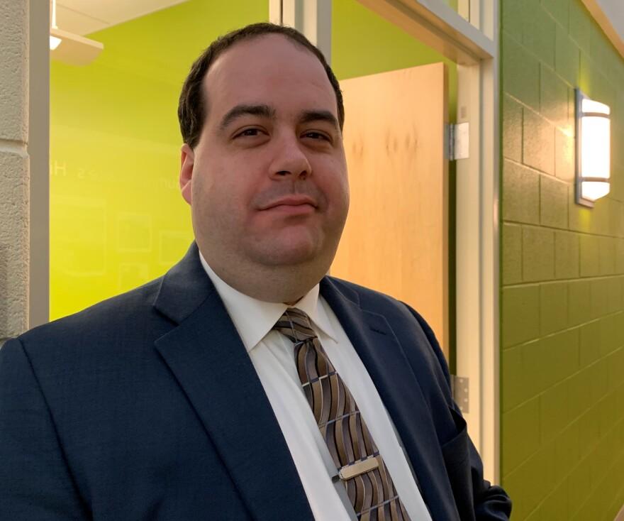 A photo of Ray Hartsough