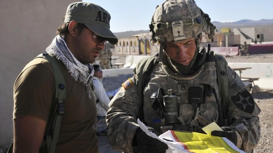 Army Staff Sgt. Robert Bales, who is accused of killing 16 Afghan civilians, will have the case heard in the military justice system, which has significant differences from the civilian courts. Here, Bales is shown in a training exercise in Fort Irwin, Calif., last August.