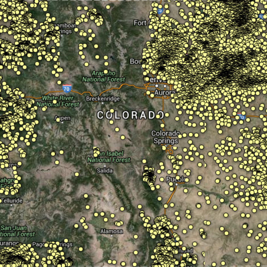"<a href=""http://insideenergy.org/2016/02/09/where-people-meet-oil-and-gas-a-colorado-story-in-3-maps/"">Three maps by Inside Energy</a> explore the locations of abandoned wells in Colorado and the expansion of residential areas into historical oil and gas fields."