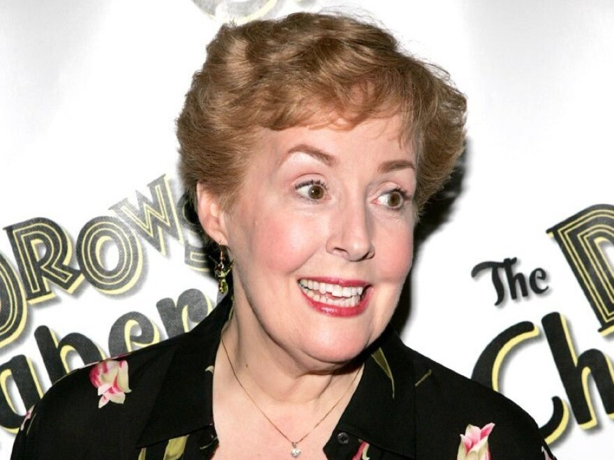 Actress Georgia Engel, famous for her role as Georgette on <em>The Mary Tyler Moore Show,</em> has died at age 70. She is seen here at the opening night of the Broadway musical <em>The Drowsy Chaperone</em> in 2006.