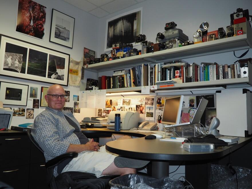 Joel Whitaker, Photographer