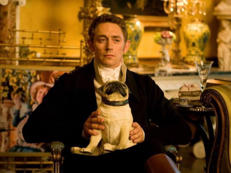 JJ Feild plays an actor who plays Mr. Darcy in the movie <em>Austenland</em>.