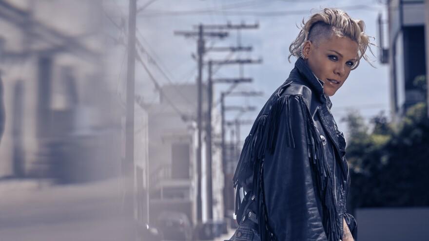 Pink's seventh studio album, <em>Beautiful Trauma</em>, is out now.