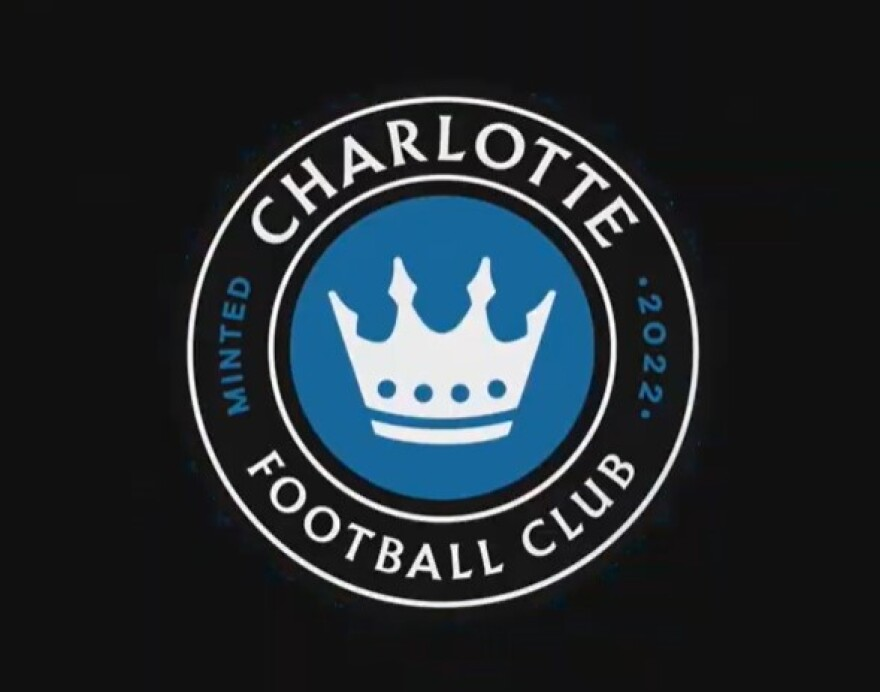 Charlotte FC's logo