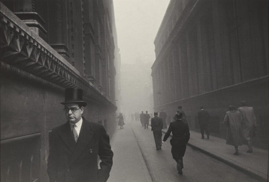 <em>City of London, </em>1951.