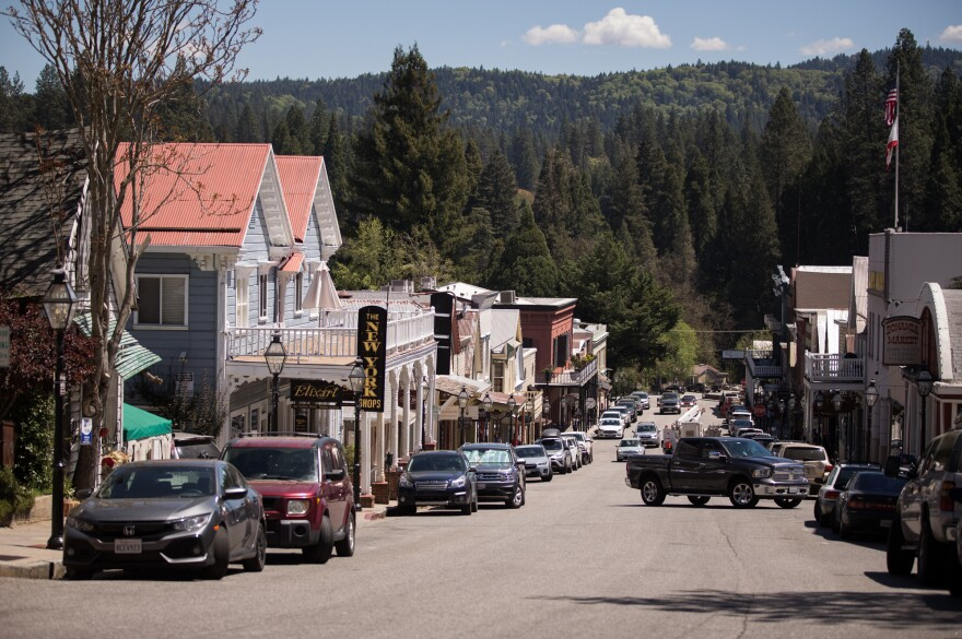 Nevada City, Calif., is a former gold rush town that is populated with old wooden Victorian homes and buildings. To prepare for a wildfire emergency, the town is bringing back sirens as an alert system, a reaction to the Camp Fire.