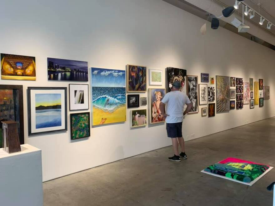 The Contemporary Dayton gallery