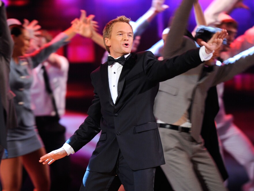 Neil Patrick Harris has hosted the Tony Awards four times.