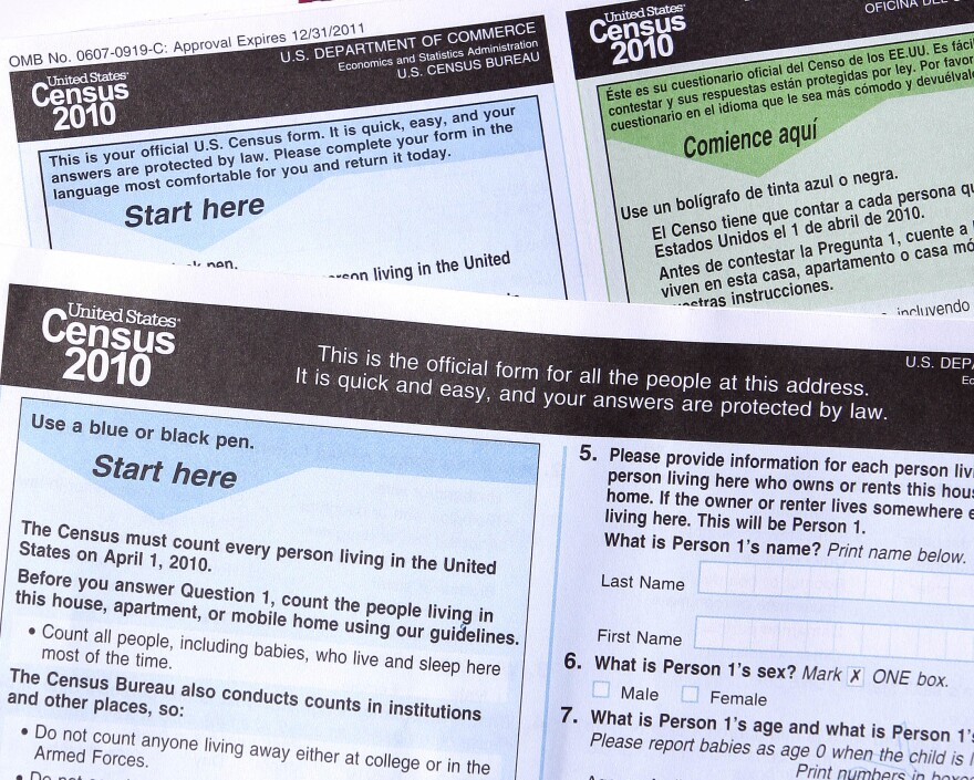 The Supreme Court will decide whether the Trump administration can add a citizenship question to the U.S. census.