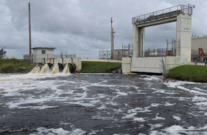 Water-control gates