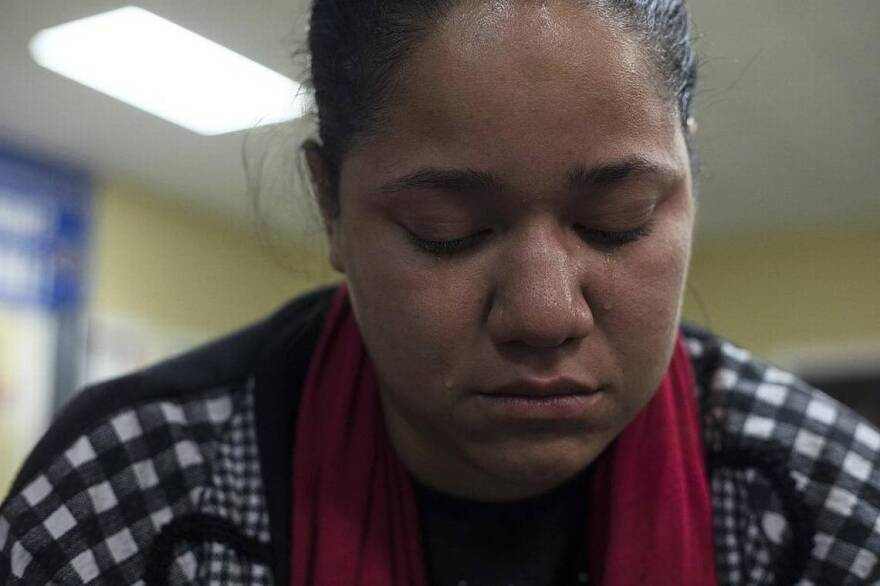 Yuleidy González-Nieto, 27, from Cartagena, Colombia emigrated to the United States when she was 10. At that age she was already a survivor of sexual abuse.