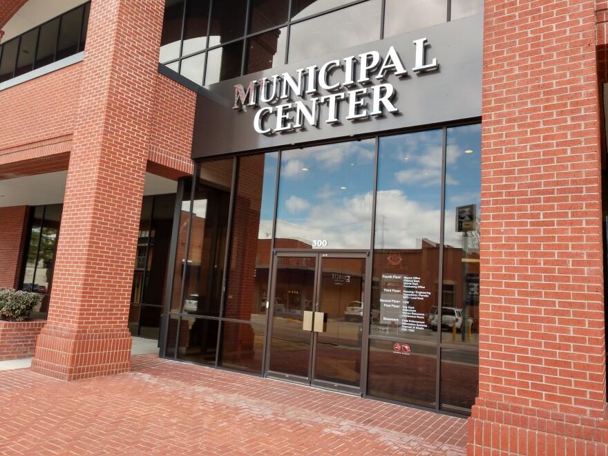 Jonesboro Municipal Center