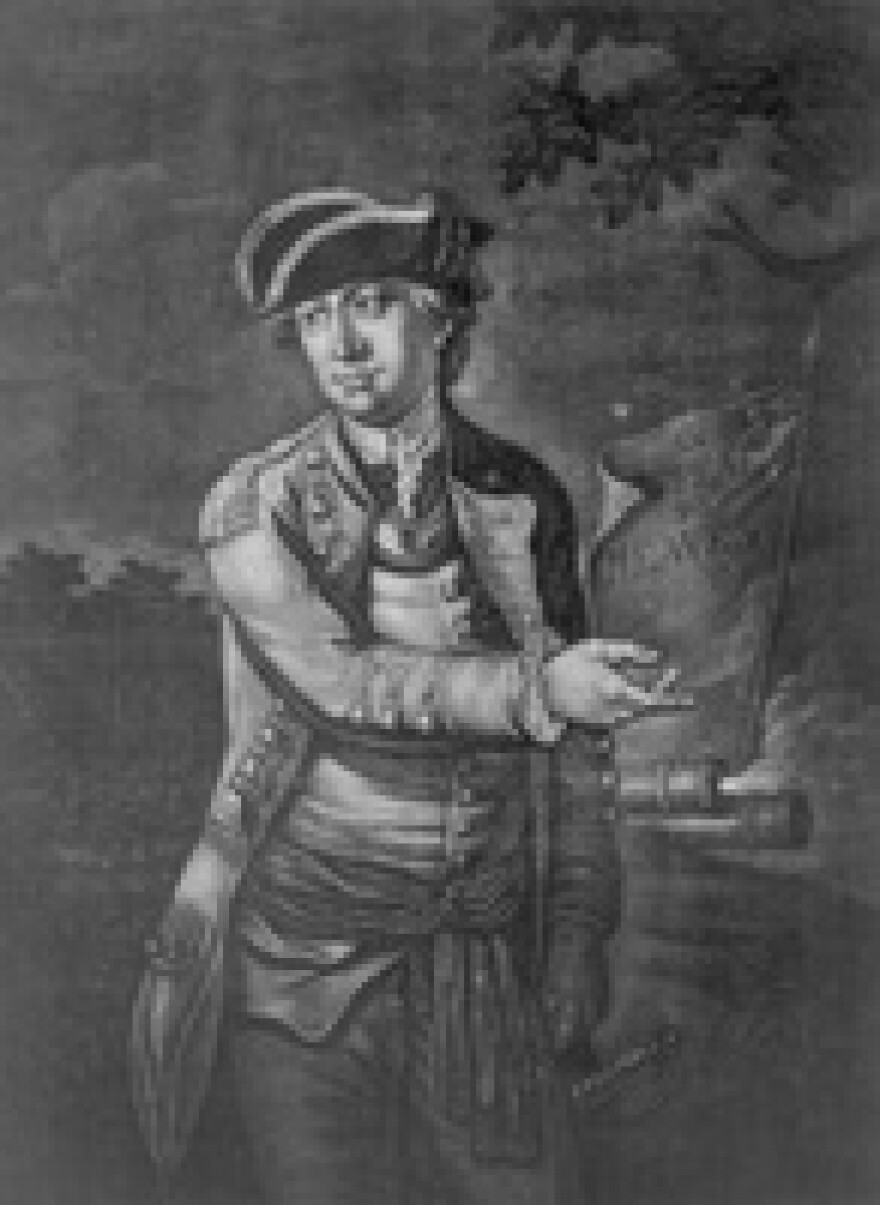 After being captured in 1776, Lee supplied the British with plans to defeat the Americans.