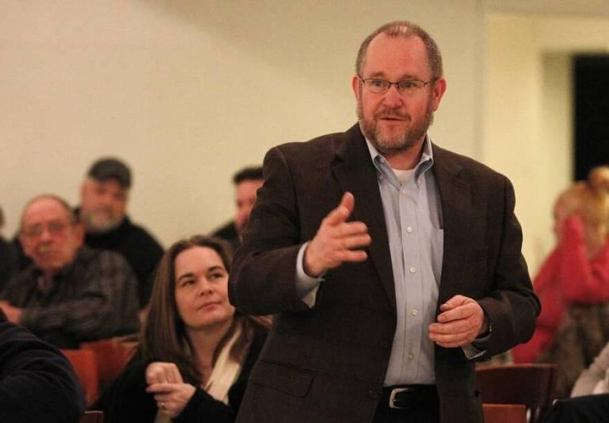 Fairview Heights Mayor Mark T. Kupsky