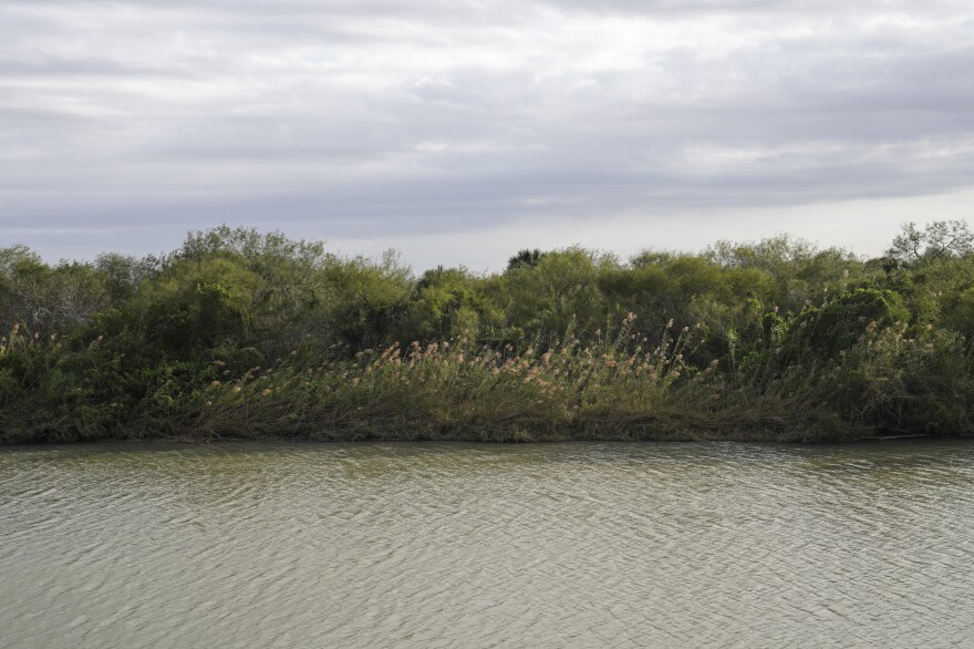 Mexico is seen across the Rio Grande from Brownsville, Texas.The Rio Grande Valley is where four climates converge--temperate, desert, coastal and sub-tropical--which has created rich biodiversity. .