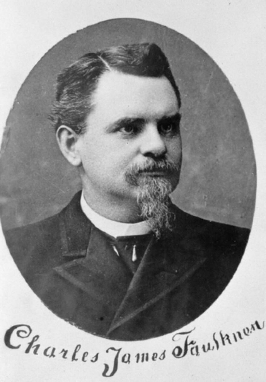 Charles Faulkner Jr.