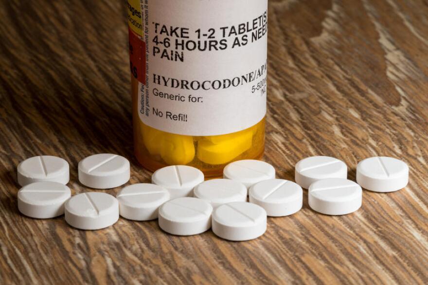 Prescription opioid sales have quadrupled since 1999.
