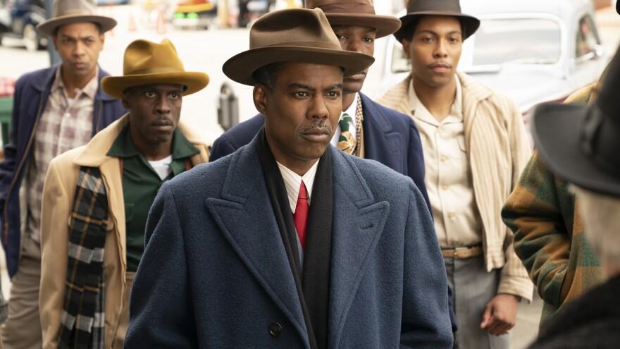 Loy Cannon (Chris Rock) in <em>Fargo </em>on FX