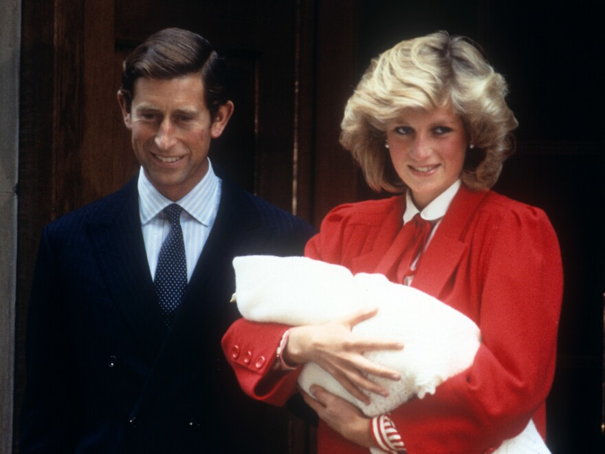 On Sept. 15, 1984, Diana gave birth to Prince Harry, now the Duke of Sussex. His full name is Henry Charles Albert David.
