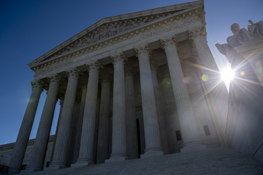 Amid controversy and criticism from religious groups on the right and left about their decisions in recent death penalty cases, the U.S. Supreme Court's five-man majority is striking back.