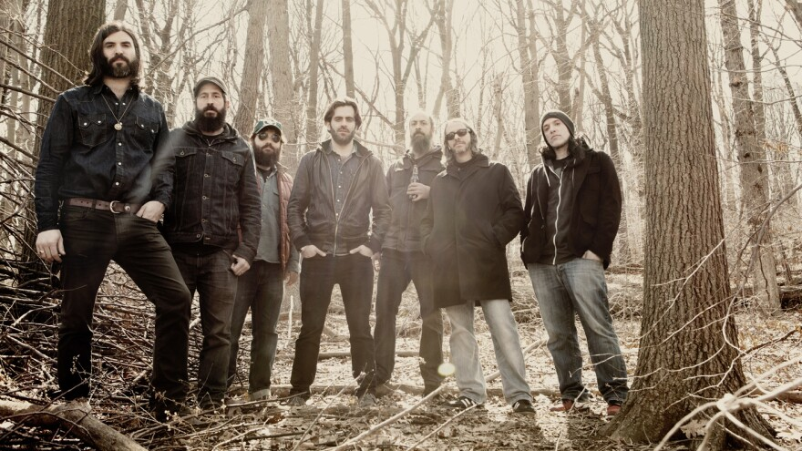 The Budos Band.