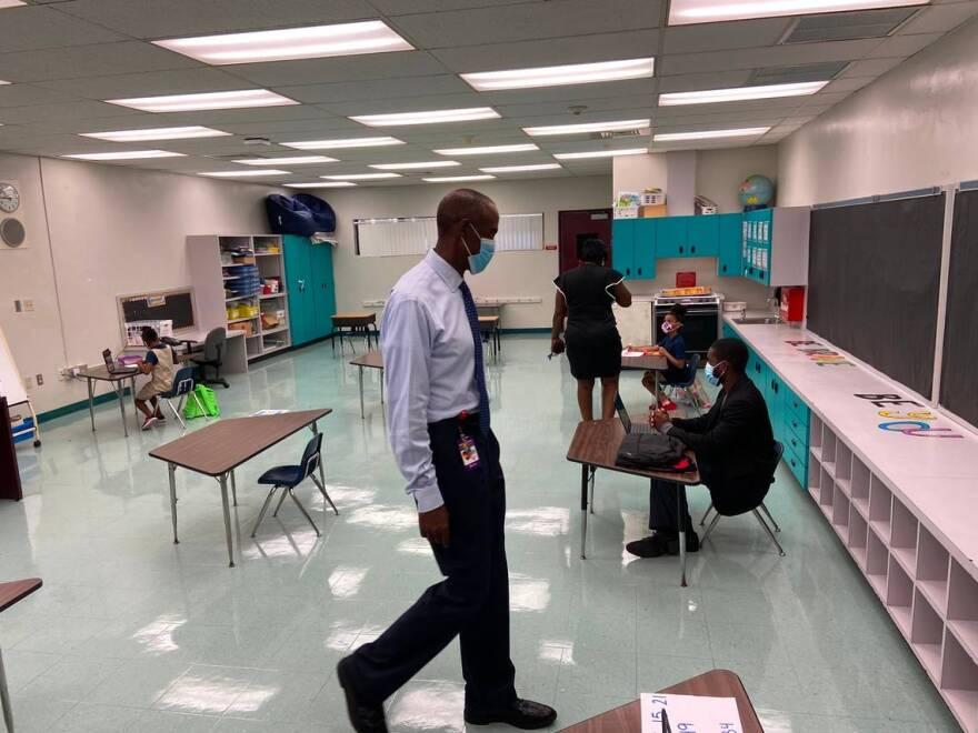 Robert Runcie school visit 10_9_20 Miami Herald.jpg