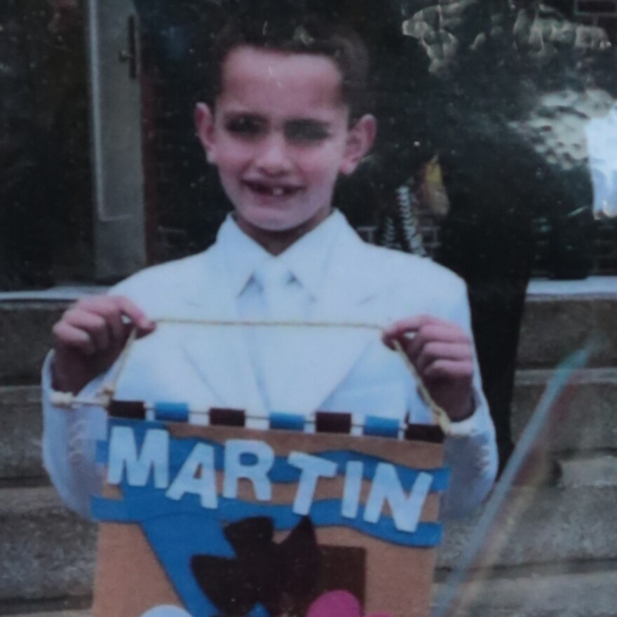 Martin Richard, 8, who was killed in the Boston Marathon bombings.