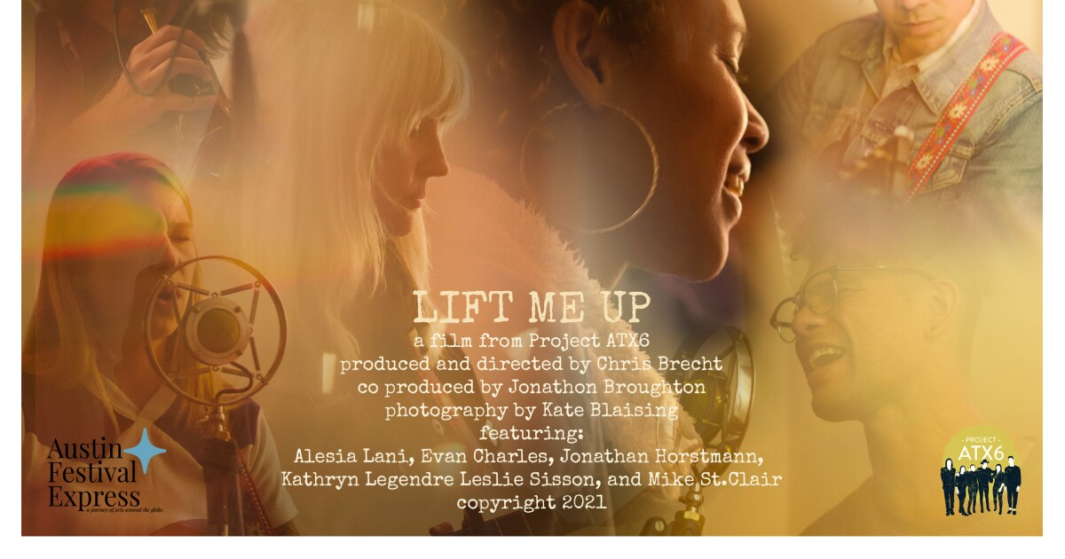 'It Was Pretty Magical': Documentary 'Lift Me Up' Follows Six Austin Musicians During The Pandemic Year