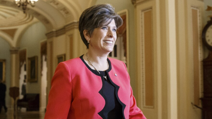 Sen. Joni Ernst, R-Iowa, will deliver the GOP response to the president's State of the Union address on Tuesday, January 20.