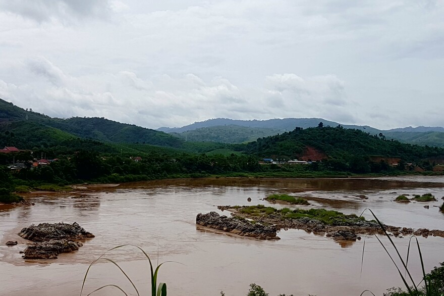 China plans to widen and deepen the Mekong near the Thai town of Chiang Khong to allow bigger Chinese cargo boats to carry their loads farther downstream to Luang Prabang in Laos.