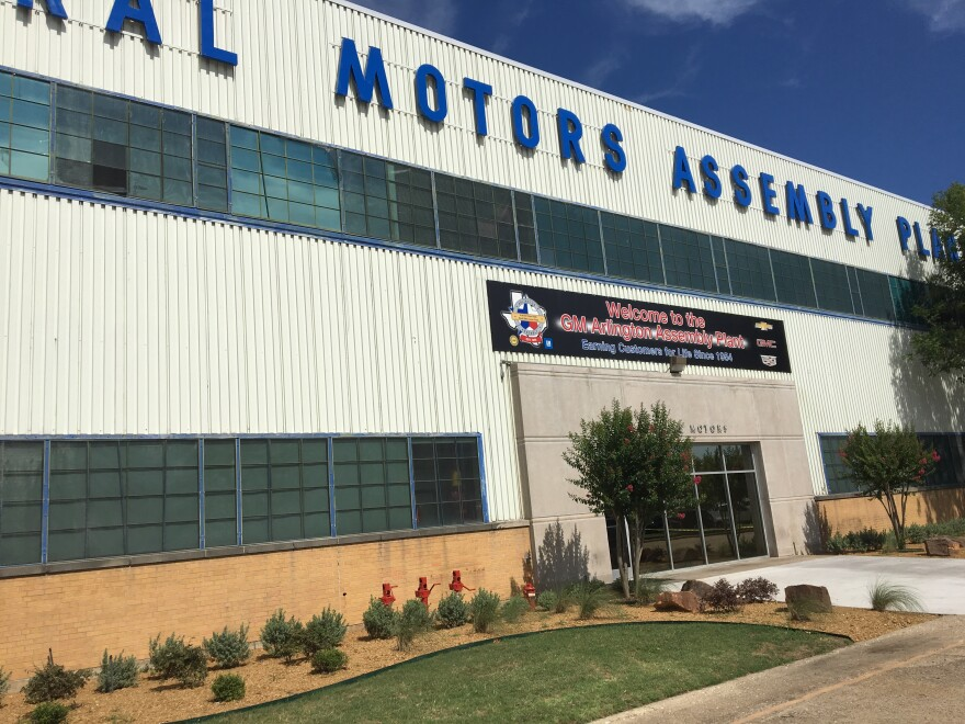 GM Plant Arlington