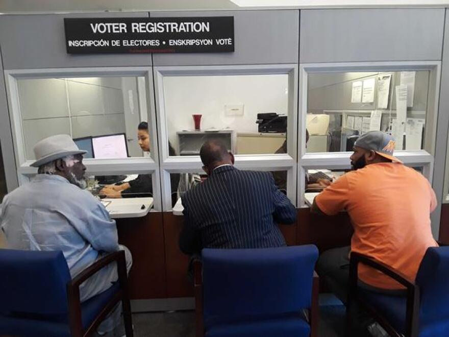 Felons voting rights