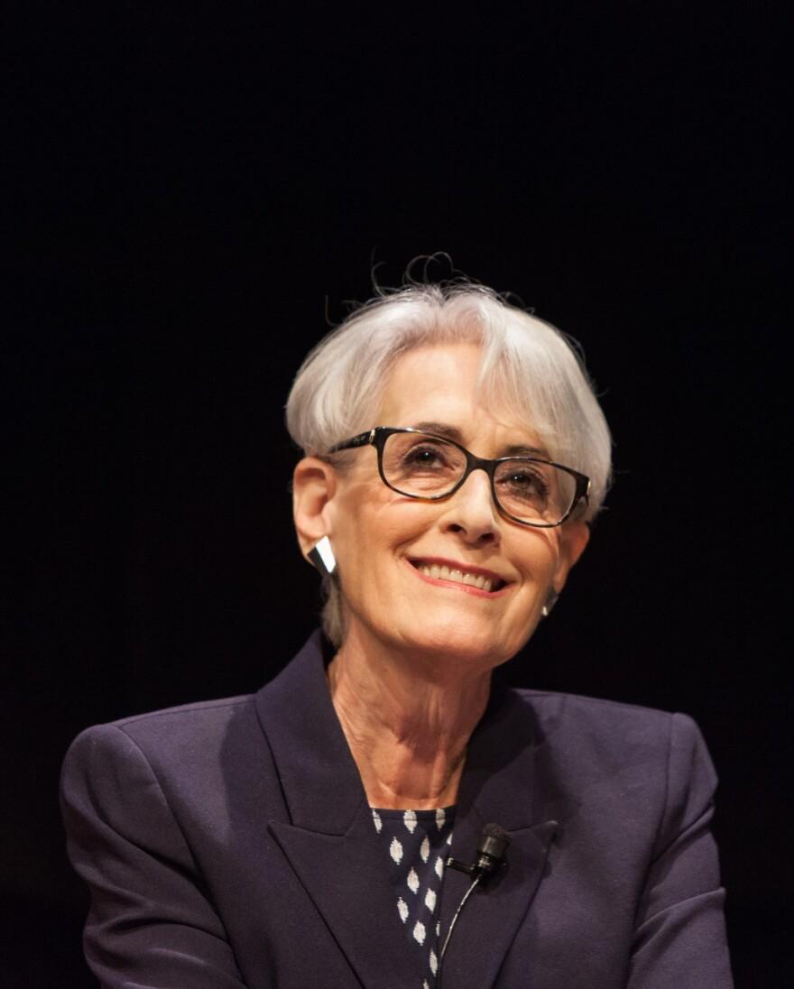 Photo of Wendy Sherman