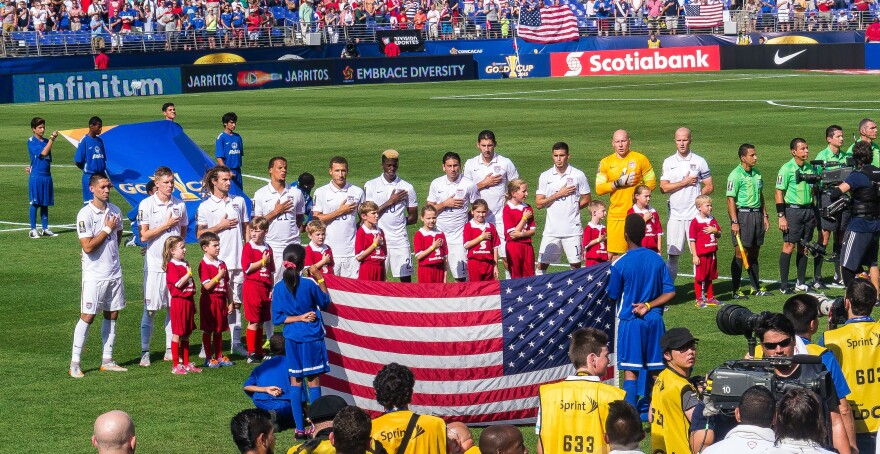 USMNT_players_lineup_vs_Cuba_2015_Gold_Cup_Baltimore.jpg