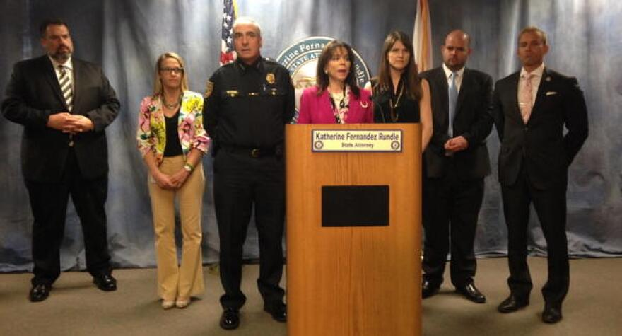 """Miami-Dade State Attorney Katherine Fernandez Rundle says this wasn't just child pornography. She says it was also """"revenge porn."""""""