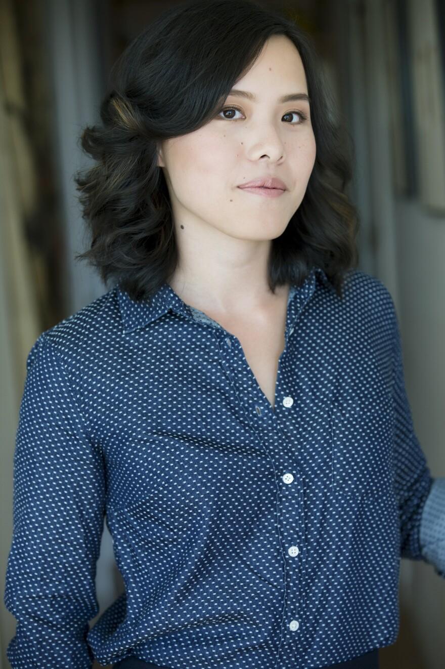 Kim Fu is the news columns editor for Canada's <em>This Magazine. For </em><em>Today I Am A Boy </em>is her first novel.