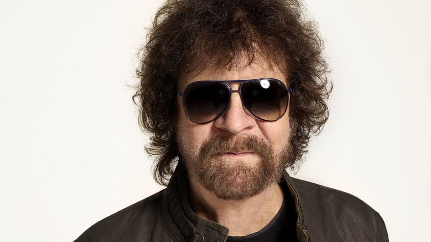 """Tom Petty's """"I Won't Back Down"""" is one of Jeff Lynne's favorite songs to have co-written."""