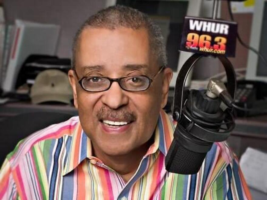 "Patrick Ellis worked at Howard University radio station for over 40 years. ""He would play music that touched him,"" says one colleague. ""He would play music that he knew touched his audience."""