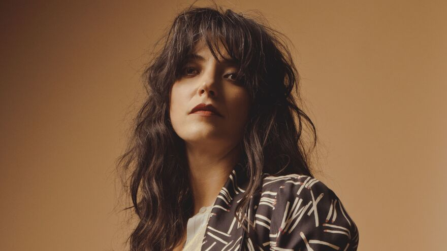 """""""They're still love songs. They're still melodically driven,"""" Sharon Van Etten says. """"I just feel like I sing with a different kind of force."""""""