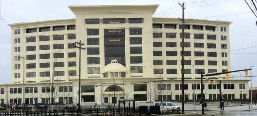 photo of Cuyahoga County Juvenile Court