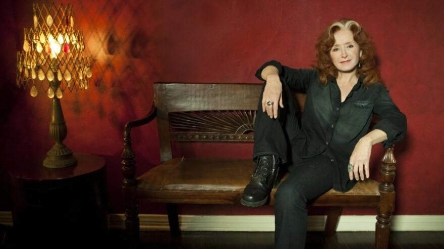 Bonnie Raitt's new album is titled <em>Slipstream.</em>